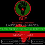 Mngxitama's 'Blacks Only' Movement Vies For Land