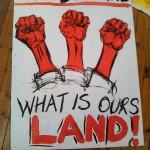 Black Agenda on Land