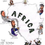 South Afrika is a Slave of the West
