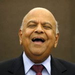 Why is Pravin Gordhan running away from the police?