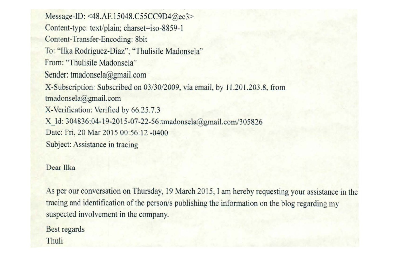 thuli-madonsela-email-to-cia