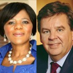 Johann Rupert is Thuli Madonsela's Blesser