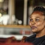 Beware of white praise Adv Mkhwebane