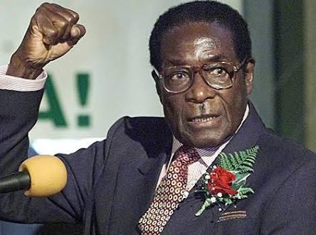Hands Off President Mugabe! Julius Malema, you agent of Renwick!