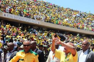 ANC, BLF, 8 January 2017, 105 Anniversary