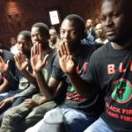 PICTURES + Update on appearance of #BLF26 at Pretoria Regional Court