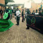 Student coalition in the University of Limpopo centres Thomas Sankara as leadership inspiration