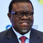 Namibian president calls for land expropriation