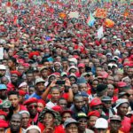 National Day Of Action: R30 million for only  30 000
