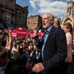 British Labour Party's blueprint for public ownership