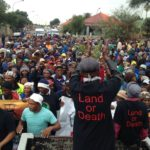 Zama Zamas march to HAWKS and DMR on 10 May 2017 – documents