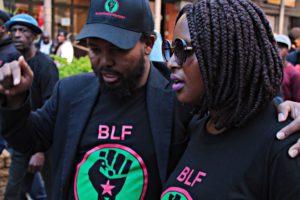 BLF Andile Mngxitama & Zanele Lwana