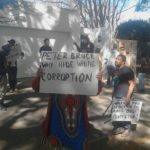 BLF taken to court by white racist journalist