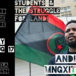 BLF-SM UKZN hosted a successful #BlackWave and Political Lecture