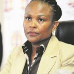 Breaking News: Public Protector, Busisiwe Mkhwebane's home vandalised