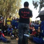 BLF stands with the Zama Zamas in Kimberley