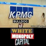 KPMG the rogue bulldog of white monopoly capital