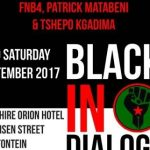 Blacks In Dialogue hosts Matabeni & Kgadima on #FNB4 & the Black Bank