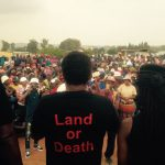 Land Expropriation Without Compensation is not happening via parly – BLF