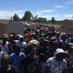Fire station commander, hands off BLF leaders, end evictions – Orange Farm community memo