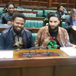 BLF oral submission to parly – land expropriation parliamentary resolution fraud!