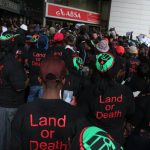 ABSA doesn't want BLF to go to parliament