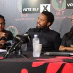 BLF PRESS CONFERENCE, 24 APRIL 2019
