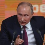 Putin admonished US aggression 7 times at St. Petersburg Forum
