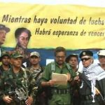 FARC-EP guerrillas to  continue armed struggle