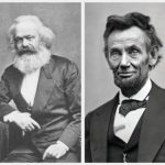 On the relationship between Karl Marx and Abraham Lincoln