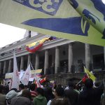 BLF applauds Ecuadorean people for revoking Decree 883