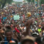 Haiti: uprising heightens to end IMF measures & force President Moïse's resignation