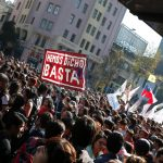 We stand with the Chilean people – BLF