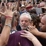 Lula released from prison