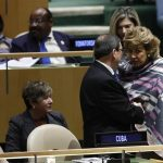 Resolution denouncing US blockade on Cuba to be voted on today by UN