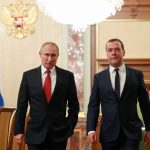 Russia: Prime Minister Medvedev Resigns After Putin Speech