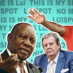 Johann Rupert's riches protected by Malema and Ramaphosa?