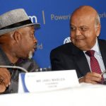 Pravin thanks Jabu Mabuza with R11 billion tender