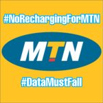 """#NoRechargingForMTN, a great initiative by Jan Van Potgieter"", says Mngxitama"