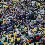 WMC media lies about Zuma's welcome back reception