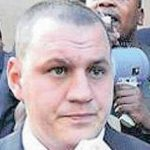 Where is Adriaan Snyman, Malema's co- accused?