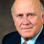 Arrest and prosecute FW de Klerk