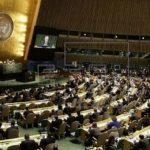 8 Nations Address Letter to UN Chief Urging Sanctions Be Lifted